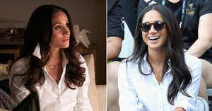 Meghan Markle Might've Left Suits Behind, but Her Rachel Zane Wardrobe Is Forever