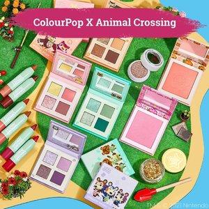 """Hayo ngaku, siapa yang addict banget main game Animal Crossing selama #dirumahaja?🙋🏻♀️ Animal Crossing bisa dibilang menjadi salah satu game yang booming di tahun 2020, terlebih dengan hadirnya """"Animal Crossing: New Horizon"""" yang mempunyai avatar dengan tampilan lebih realistis pada Maret 2020 lalu.Kelihatannya bukan hanya kita yang jatuh cinta pada game asal Jepang ini, ColourPop pun merasakan hal yang sama. Di awal tahun ini, ColourPop meluncurkan koleksi kolaborasi terbarunya bersama Animal Crossing. Terdiri dari 11 makeup product yang terinspirasi dari warna-warna cantik dalam dunia Animal Crossing. Ada 4 eyeshadow palettes, 3 tinted lip sets, 2 powder blushes, 1 shimmery shadow, dan 1 glitter gel yang dikemas dalam nama dan packaging berdasarkan karakter dan tema di Animal Crossing.Koleksi menggemaskan ini bisa kamu dapatkan mulai 28 Januari mendatang. Duh, nggak sabar mencoba ya, Clozetters!✨📷 @colourpopcosmetics @animalcrossing_official #ClozetteID #ClozetteIDCoolJapan #ClozetteXCoolJapan #ColourPopXAnimalCrossing #ColourPop #AnimalCrossing #Nitendo"""