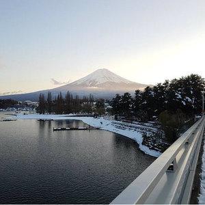 3 Hotel Dengan Pemandangan Gunung Fuji