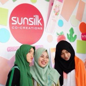 Wall of fame 📸 #SunsilkHijabSister Event. Cek insta story Clozette untuk live report-nya 🧕🏻🧕🏻✨ #SunsilkHijabSister #UncoverPossibilities #ClozetteID @Clozetteid @Sunsilkid