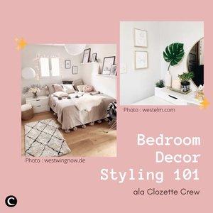 Bosan dengan dekor kamar lama kamu? Clozette Crew punya tips untuk membuat kamar kamu lebih aesthetic. Dijamin kamu makin betah di kamar! Simak video berikut untuk mengetahui apa saja yang kamu butuhkan untuk mempercantik kamar. #ClozetteID #ClozetteIDVideo