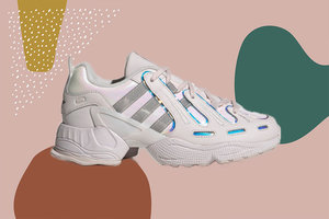 11 chunky dad sneakers worth trading in your strappy sandals for