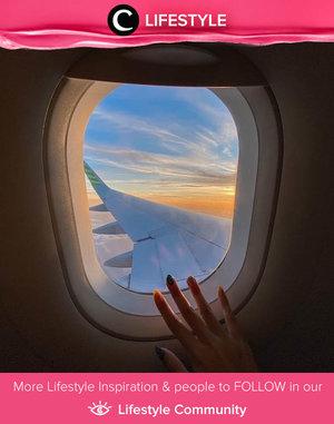 Above the clouds where the heart is full. Image shared by Clozette Ambassador @steviiewong. Simak Lifestyle Update ala clozetters lainnya hari ini di Lifestyle Community. Yuk, share momen favoritmu bersama Clozette.