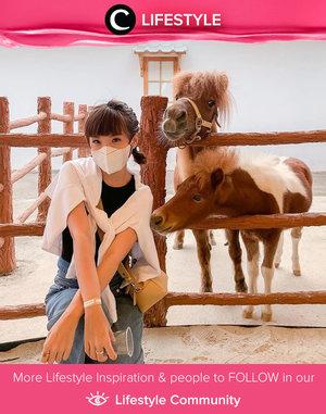Super cute postcard shared by Clozette Ambassador @steviiewong. Those farm animals are so lovely! Simak Lifestyle Update ala clozetters lainnya hari ini di Lifestyle Community. Yuk, share momen favoritmu bersama Clozette.