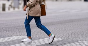 12 Sneakers That Will Replace Every Other Shoe in Your Closet