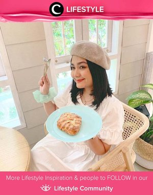 New croissant place in town = happy face! Image shared by Clozetter @budiartiannisa. Simak Lifestyle Update ala clozetters lainnya hari ini di Lifestyle Community. Yuk, share momen favoritmu bersama Clozette.