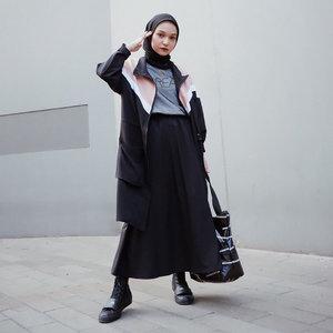 Rekomendasi Brand Streetwear Lokal  Untuk Kamu Para Hijaber