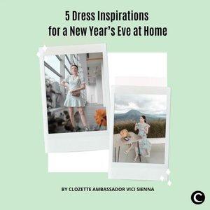 Kamu tim mana nih, Clozetters? Tahun baru di rumah atau travelling keluar kota? Untuk yang travelling keluar kota, jangan lupa protokol kesehatannya, ya!  Buat kamu yang di rumah aja, masih tetap bisa tampil stylish dan elegan dengan menggunakan dress. Bisa pakai berbagai macam model dress seperti Clozette Ambassador @vicisienna, lho! Yuk, simak videonya.  📷 @vicisienna   #ClozetteID #ClozetteIDVideo #OOTDInspiration #dress