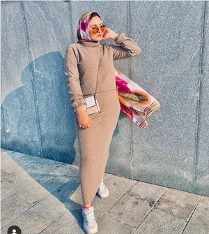Warm winter hijab trends | | Just Trendy Girls