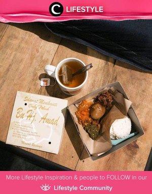 What to eat for dinner: a traditional Javanese cuisine we all love a.k.a Gudeg! Simak Lifestyle Updates ala clozetters lainnya hari ini di Lifestyle Community. Image shared by Clozetter @devipurwati. Yuk, share juga momen favoritmu.
