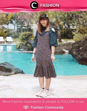 Ultimate summer outfit: midi dress and sneakers! Simak Fashion Update ala clozetters lainnya hari ini di Fashion Community. Image shared by Star Clozetter @Japobs. Yuk, share outfit favorit kamu bersama Clozette.
