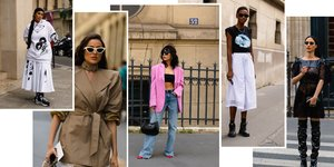Street Style Straight from Haute Couture