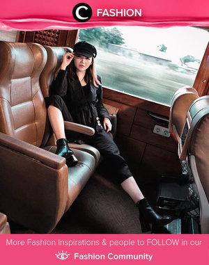 Two words for Clozette Ambassador @vicisienna's OOTD: glam and rock! Simak Fashion Update ala clozetters lainnya hari ini di Fashion Community. Yuk, share outfit favorit kamu bersama Clozette.