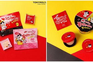 This Ramen-Inspired Makeup Line Is the Most Me Thing to Ever Me