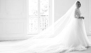 Ini Dia Gaun Pengantin Chiara Ferragni Rancangan Dior - Elle Indonesia
