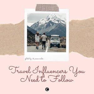 Siapa di sini yang bercita-cita keliling dunia dan meng-explore setiap sudutnya?🙋🏻♀️.Hal tersebutlah yang dilakukan oleh banyak travel influencer. Menjelajahi dan mengunjungi berbagai tempat mengagumkan dari berbagai belahan dunia, lalu menghadirkannya melalui foto-foto dan video yang bisa kamu nikmati di layar handphone-mu..Sebelum kamu mengikuti langkah mereka untuk traveling, yuk follow dulu beberapa travel influencer paling menginspirasi menurut Clozette!✈️.📷 @hey_ciara @her_journeys @thewayfaress @haruna.s1206 @_aswewander @hikaru__satoh #ClozetteID #ClozetteIDCoolJapan #ClozetteXCoolJapan