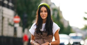 These are the 5 headband trends we'll all be wearing this season, according to street style