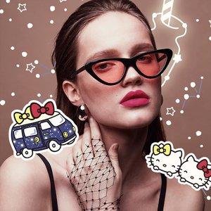 Yuk, Intip 4 Brand Kosmetik Yang Pernah Berkolaborasi Dengan Hello Kitty