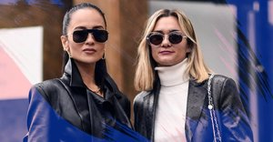 These are the key sunglasses trends to get on board with ahead of spring's arrival (in 9 days!)