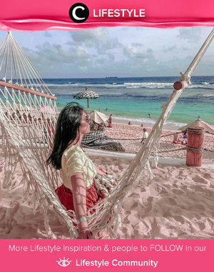 The beach is calling. Image shared by Clozetter @beibytalks. Simak Lifestyle Update ala clozetters lainnya hari ini di Lifestyle Community. Yuk, share momen favoritmu bersama Clozette.