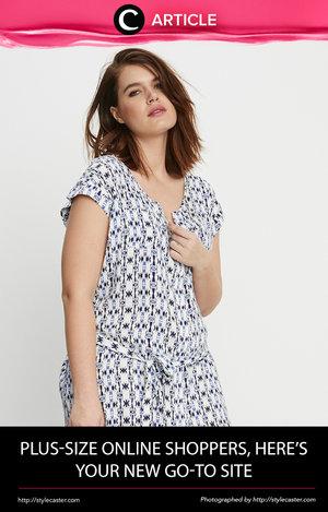 Kamu para wanita bertubuh plus size sedang mencari outfit yang stylish? Berikut ini Stylecaster membantu mencarikan opsi online shop untukmu http://bit.ly/1UpkMC7. Simak juga artikel menarik lainnya di http://bit.ly/ClozetteInsider