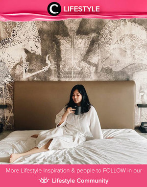 Weekend mood: bed and hot tea. Image shared by Clozetter @jssicanovia. Simak Lifestyle Update ala clozetters lainnya hari ini di Lifestyle Community. Yuk, share momen favoritmu bersama Clozette.