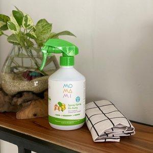 MOMAMI Hadirkan Disinfektan Aman Untuk Peralatan Si Kecil