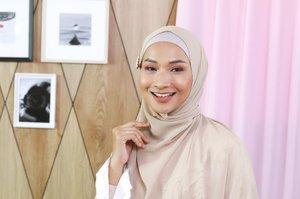 7 Trik Memakai Jilbab Nude, Disertai Video Tutorial!