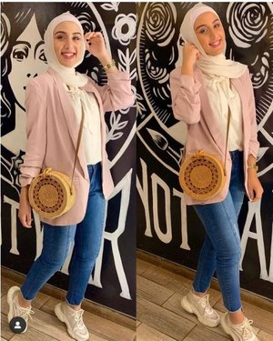 Formal office suits with hijab style | | Just Trendy Girls