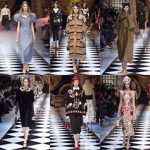 Style report from #ClozetteAmbassador @indripurwandari. Nuansa vintage masih terasa kuat dalam koleksi @dolcegabbana Fall 2016. Cari style report lainnya di sini yuk http://bit.ly/clozette_ootd#ClozetteIDDapatkan juga inspirasi dengan sekali klik melalui aplikasi mobile Clozette Indonesia. Download sekarang di Google Play dan App Store....#fashion #beauty #lifestyle #minimalist #ootd #wiwt #motd #flatlay #makeupflatlay #fashionflatlay #flatlayinspiration #ootdindonesia #ootdhijab #indonesiafashion #indonesialifestyle #indonesiancommunity #makeup #fashion #instagood #instalike #instamood #instadaily #lookbook #style #outfit