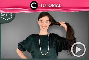 Ingin cat rambut, tapi takut wajahmu terlihat kusam? Coba tonton dulu video di: http://bit.ly/2OsmV9w untuk tahu warna cat rambut yang cocok dengan kulitmu. Video ini dibagikan kembali oleh Clozetter @ranialda. Intip juga video tutorial lainnya di Tutorial Section.