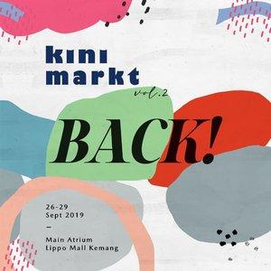Belanja Dan Berkarya Di Akhir Pekan Bersama Kini Markt Vol 2
