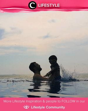 The most wonderful things in life are the people we love. Image shared by Clozette Crew @tria_dara. Simak Lifestyle Update ala clozetters lainnya hari ini di Lifestyle Community. Yuk, share momen favoritmu bersama Clozette.