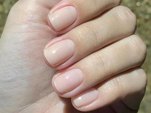 Naked Nail Manicure Trend Ideas