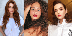 These 20 Auburn Hair-Color Shades Are Actual Fire