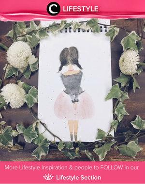 Reduce stress with creating an art work or illustrations by yourself. Simak Lifestyle Updates ala clozetters lainnya hari ini di Lifestyle Section. Image shared by Clozetter: josephinejo. Yuk, share makanan favoritmu bersama Clozette.