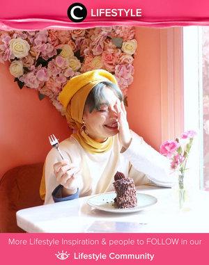 Treat yourself with yummy dessert after a long busy day. Relax, Clozetters, tomorrow is finally weekend! Image shared by Clozette Ambassador @rimasuwarjono. Simak Lifestyle Update ala clozetters lainnya hari ini di Lifestyle Community. Yuk, share momen favoritmu bersama Clozette.