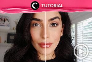 Yuk, tiru eye makeup ini untuk wajah yang terlihat lebih segar: https://bit.ly/33CoN3T. Video ini di-share kembali oleh Clozetter @juliahadi. Lihat juga tutorial lainnya yang ada di Tutorial Section.