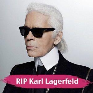 Rest in peace, @karllagerfeld, iconic fashion designer yang telah berkontribusi dalam banyak brand dalam usia 85 tahun..#ClozetteID📷 Glamour Paris