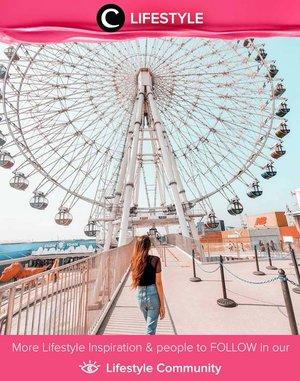 Throwback to a summertime at Mitsui Outlet Park, Taiwan. Image shared by Clozetter @valerywinonaa. Simak Lifestyle Update ala clozetters lainnya hari ini di Lifestyle Community. Yuk, share momen favoritmu bersama Clozette.