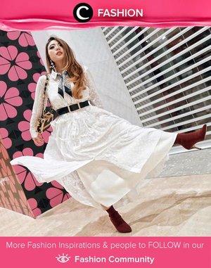 Clozette Ambassador @priscaangelina's style on the latest JFW! Simak Fashion Update ala clozetters lainnya hari ini di Fashion Community. Yuk, share outfit favorit kamu bersama Clozette.