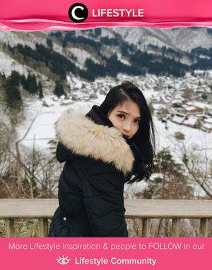Clozette Ambassador @natahsu shared her throwback moment from Shirakawa-go last winter. Simak Lifestyle Update ala clozetters lainnya hari ini di Lifestyle Community. Yuk, share momen favoritmu bersama Clozette.