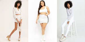 Stylish All-White Outfits for Every Occasion