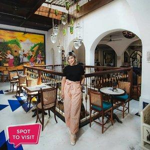#SpotToVisit Kawisari Cafe & Eatery Jakarta @tugukawisaricafe, Jalan Kebon Sirih No.77A, Jakarta Pusat. Yuk tag teman yang mau kamu ajak ke sini. . 📷 @synthiatjipto @rikayesi02 @ky_riadiany #ClozetteID #tugukawisaricafe #tugukawisari #tugurestaurant #restorntugu #kawisaricafe #kawisaricafeeatery #restoranindonesia #cafeindonesia #indonesiacuisine #restorantradisional