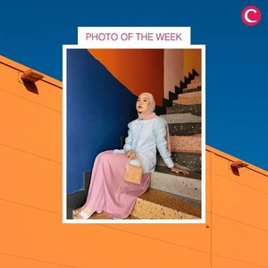 Clozette Photo of the WeekBy @nabilaadzikraaFollow her Instagram & ClozetteID Account. #ClozetteID #ClozetteIDPOTW