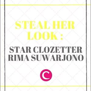 It's 2019 already, no time to look boring! Take colorful and patterned clothes from your wardrobe and style them like Star Clozetter Rimasuwarjono!#ClozetteID