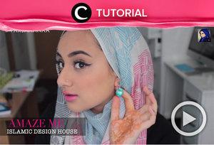 Butuh inspirasi gaya hijab yang simpel untuk musim panas? Cek tutorial berikut ini http://bit.ly/2o2sonz. Video ini di-share kembali oleh Clozetter: julihadi. Cek Tutorial Updates lainnya pada Tutorial Section.