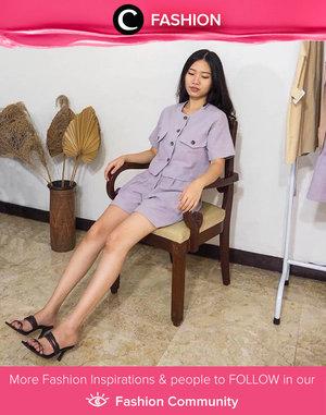 Clozette Ambassador @kerenejesica shared her comfy Sunday style. Simak Fashion Update ala clozetters lainnya hari ini di Fashion Community. Yuk, share outfit favorit kamu bersama Clozette.