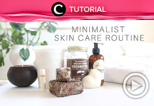 Siapa bilang kulit acne prone butuh skincare lebih banyak? Coba cek di sini untuk info skincare minimalis yang cocok untuk jenis kulitmu: https://bit.ly/3bL8xBi. Video ini di-share kembali oleh Clozetter @ranialda. Lihat juga tutorial lainnya yang ada di Tutorial Section.