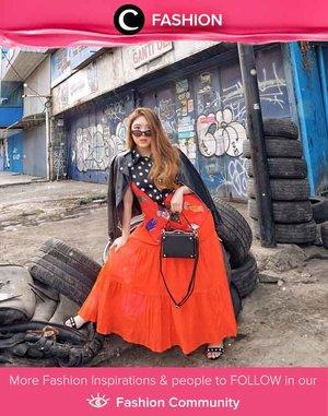 Light up your Fri-Yay with red dress like Clozetter @priscaangelina! Simak Fashion Update ala clozetters lainnya hari ini di Fashion Community. Yuk, share outfit favorit kamu bersama Clozette.